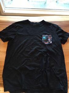 Brand new Rip Curl men's T-shirt size large