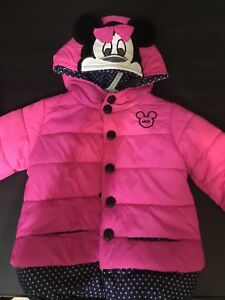18-24 month Minnie Mouse coat