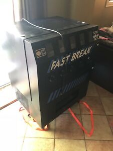 5 can Fast Break Vending Machine.