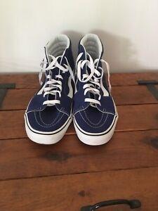 Vans Skate Hi - as new men's shoes Killcare Gosford Area Preview