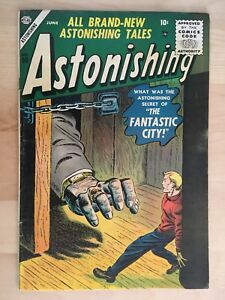 Astonishing #50 (June 1956)