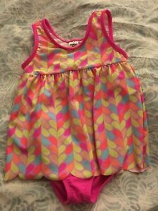 Size 4T Girls Bathing Suit