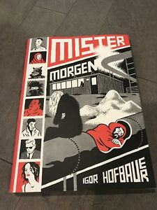 Mister Morgen Graphic Novel