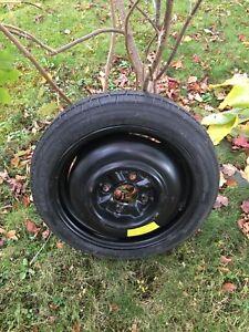 2000 - 2010 Hyundai Elantra Emergency Spare Tire