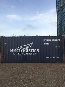 20ft shipping container Lemnos Shepparton City Preview