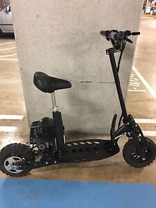 Assassin USA 71cc 3 Speed Gas Scooter Erskineville Inner Sydney Preview
