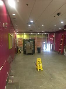 Prime retail space for rent