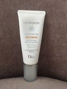 Dior DiorSnow BB cream shade 20
