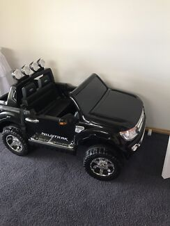 Kids remote control and manual ford ranger brand new
