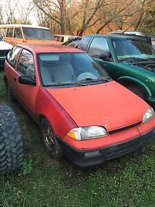 cheap little car to fix or for parts