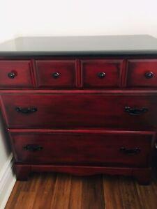 Refinished Dresser