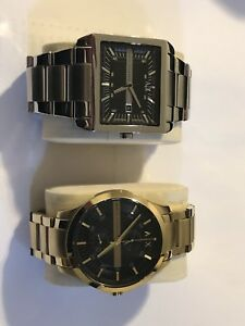 Armani Exchange watches to trade