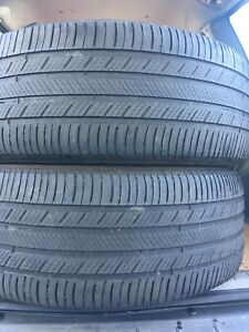 2-225/55R18 Michelin all season