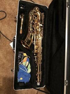 J. Micheal Tenor Saxophone. Mint, lightly used!