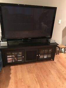 58 inch Samsung flat screen plasma TV