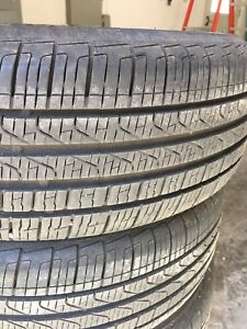 Tires and wheels for VW