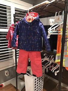3T Columbia coat and snow suit