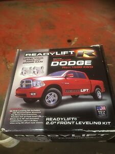 "2.0"" Level kit by Ready Lift"