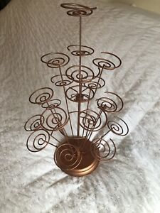 Rustic / copper themed wedding items