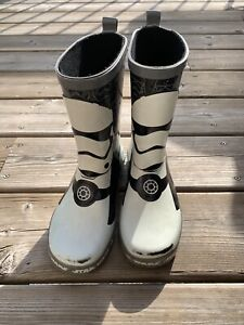 Star Wars Storm Troopers Rubber Boots