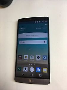 LG G3 32gb black factory unlocked for sale