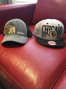 Men's Chicago Blackhawks, Detroit Tigers, LRG hats
