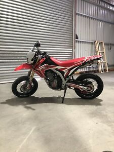 CRF250L Super Motard