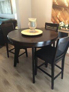 Highboy Kitchen table