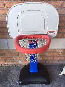 Little tikes basketball net for toddlers little kids.