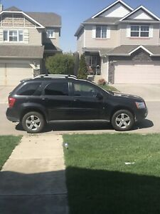 Very well maintained Pontiac Torrent