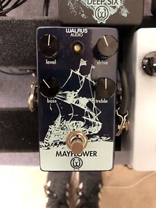 Walrus Audio Mayflower - boutique overdrive