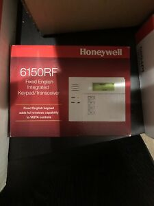 Alarm security , Honeywell products  key pad  wireless