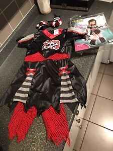 EUC Worn Once Spirit Cheerless Leader Costume. Size 10/12 (L)