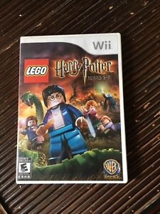 LEGO Harry Potter for Wii