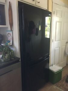 Samsung Fridge, Samsung Stove,  and Broan range hood