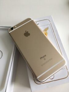 iphone6s 64gb gold