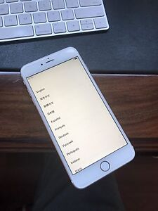 iPhone 6S plus Rose gold 128gb Seacliff Park Marion Area Preview
