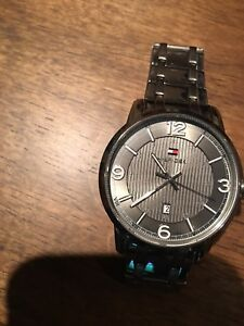 Stainless steel Tommy Hilfiger watch