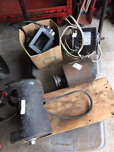 1/3hp,1/2hp Electric Motors,New/Used,Bench Grinder,More