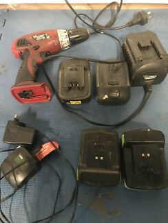 Cordless drill 18 volt