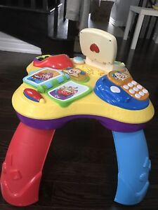 Fisher-Price Laugh & Learn Fun with Friends activity table