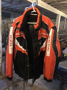New skidoo suit's and jackets boots and gloves