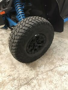 Set of 4 UTV tires (Maxxis Liberty Tire 30x 10.0 R14$
