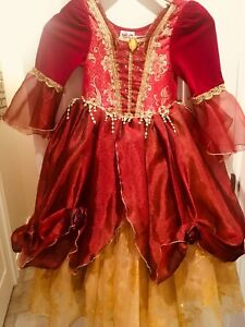 Disney Belle Princess gown and shoes