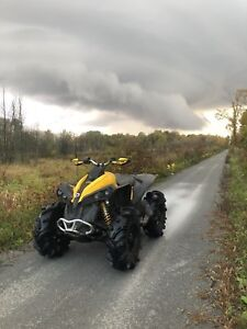 2012 can am renegade 1000 xxc