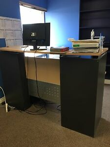 Used office desks and furniture