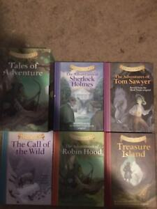 Tales Of Adventures Book Collection