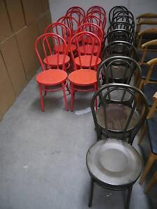 Ex Display Replica Thonet Bentwood No. 18 Metal Dining Chairs Melbourne CBD Melbourne City Preview