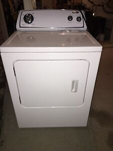 whirlpool large capacity dryer