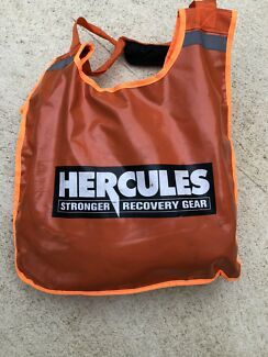 Bog plates and Hercules heavy duty snatch straps